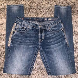 Miss Me Denim Jeans / Signature Skinny